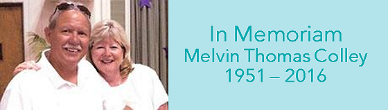 Melvin Thomas Colley