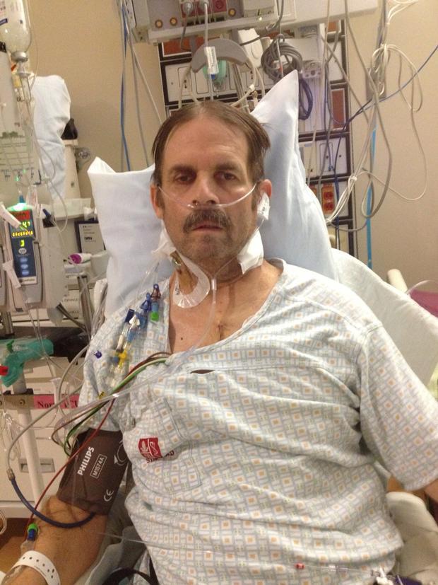 Post LVAD Surgery