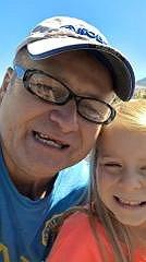 Darryl's granddaughter