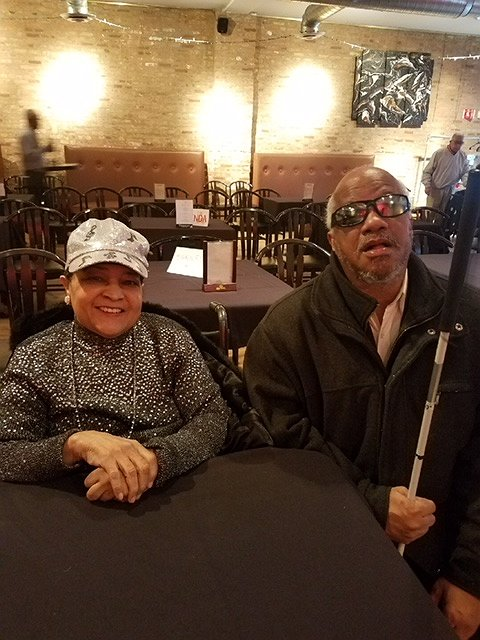 Diane's Jazz Outing with Chris Foreman, 4/18/18