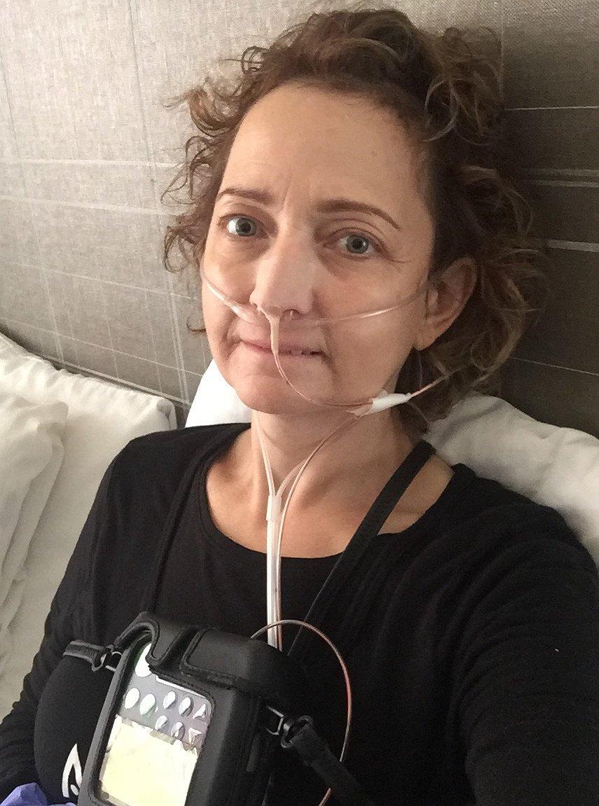 Sandy's Pre-transplant Journey