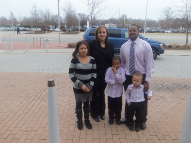 Our Family Before the Accident