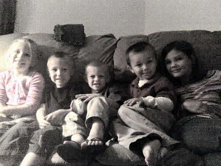 Dorthy's grandkids