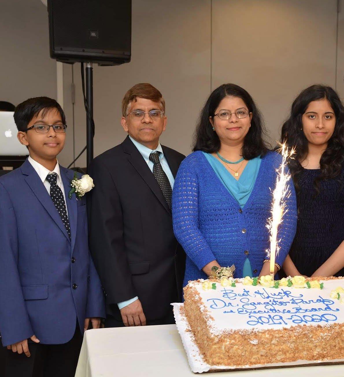 Sangita's Family