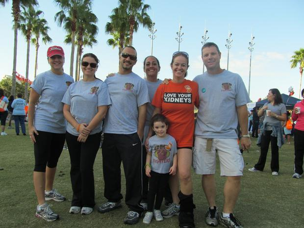 Tampa Bay Kidney Walk