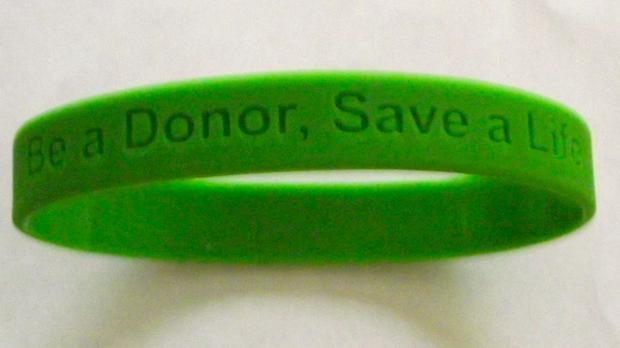 Be a Donor, Save a Life Bracelet