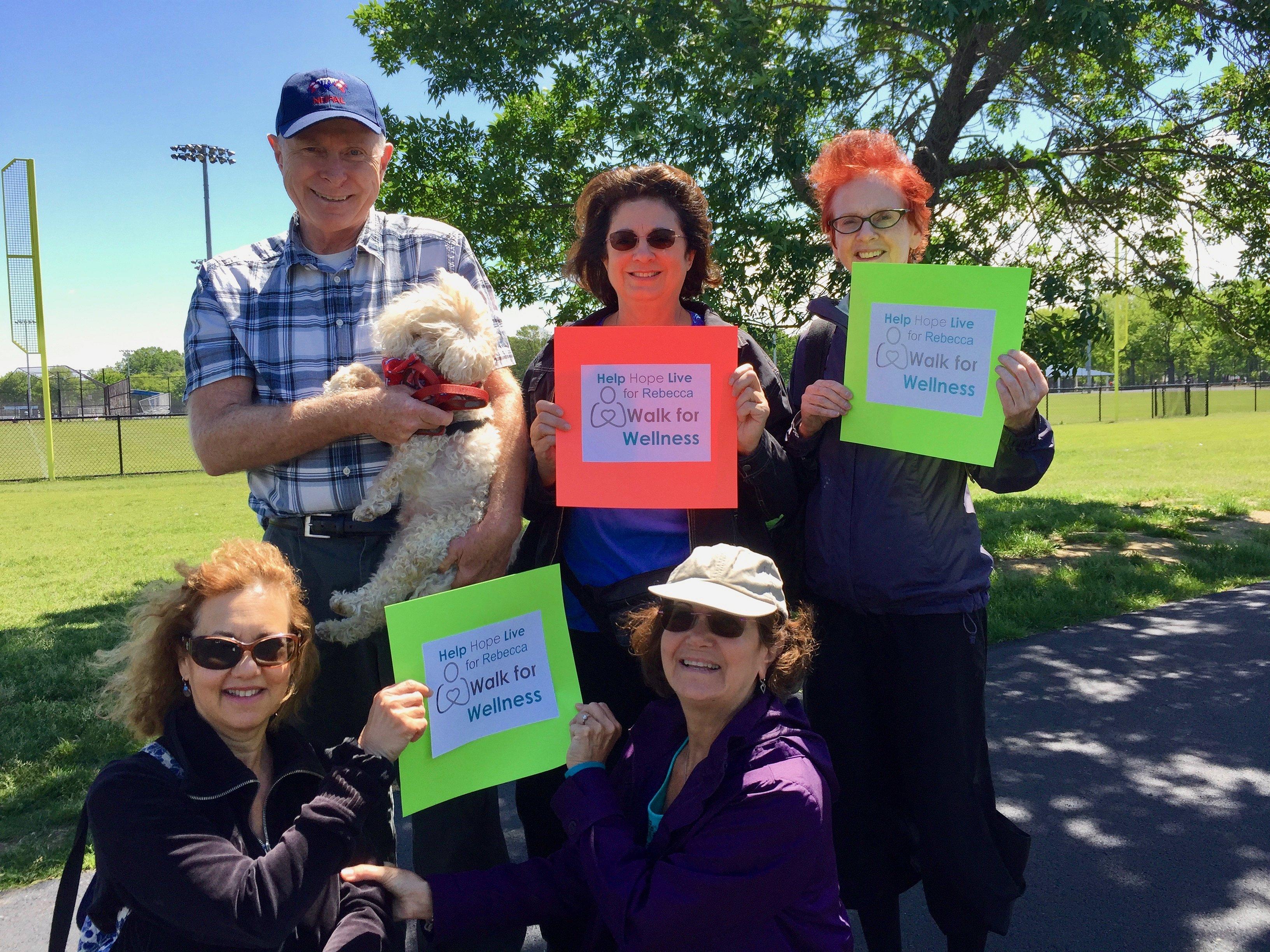 Walk for Wellness June 2017