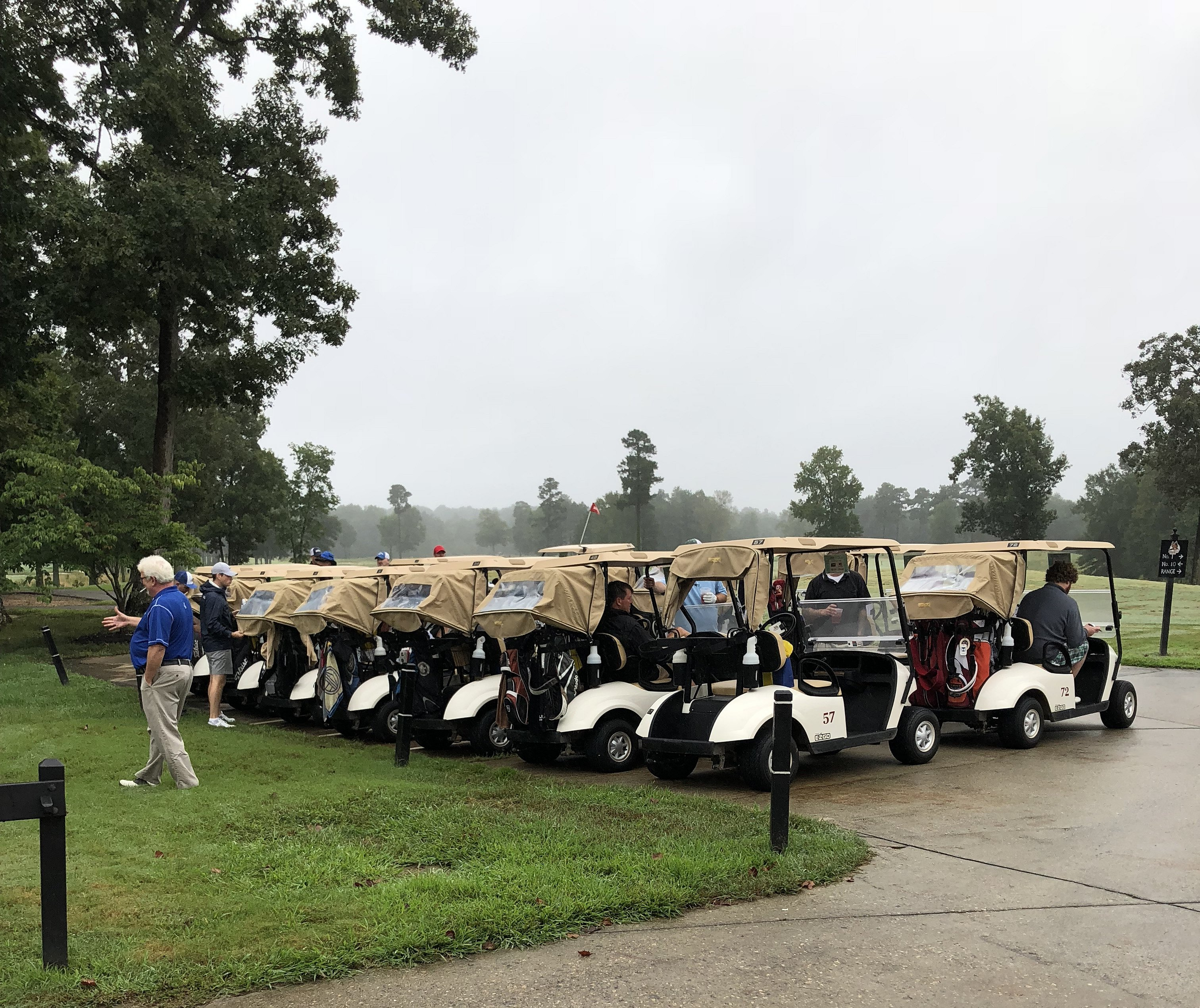 Drive for Independence Golf Tournament Fundraiser (Sept 24, 2018)