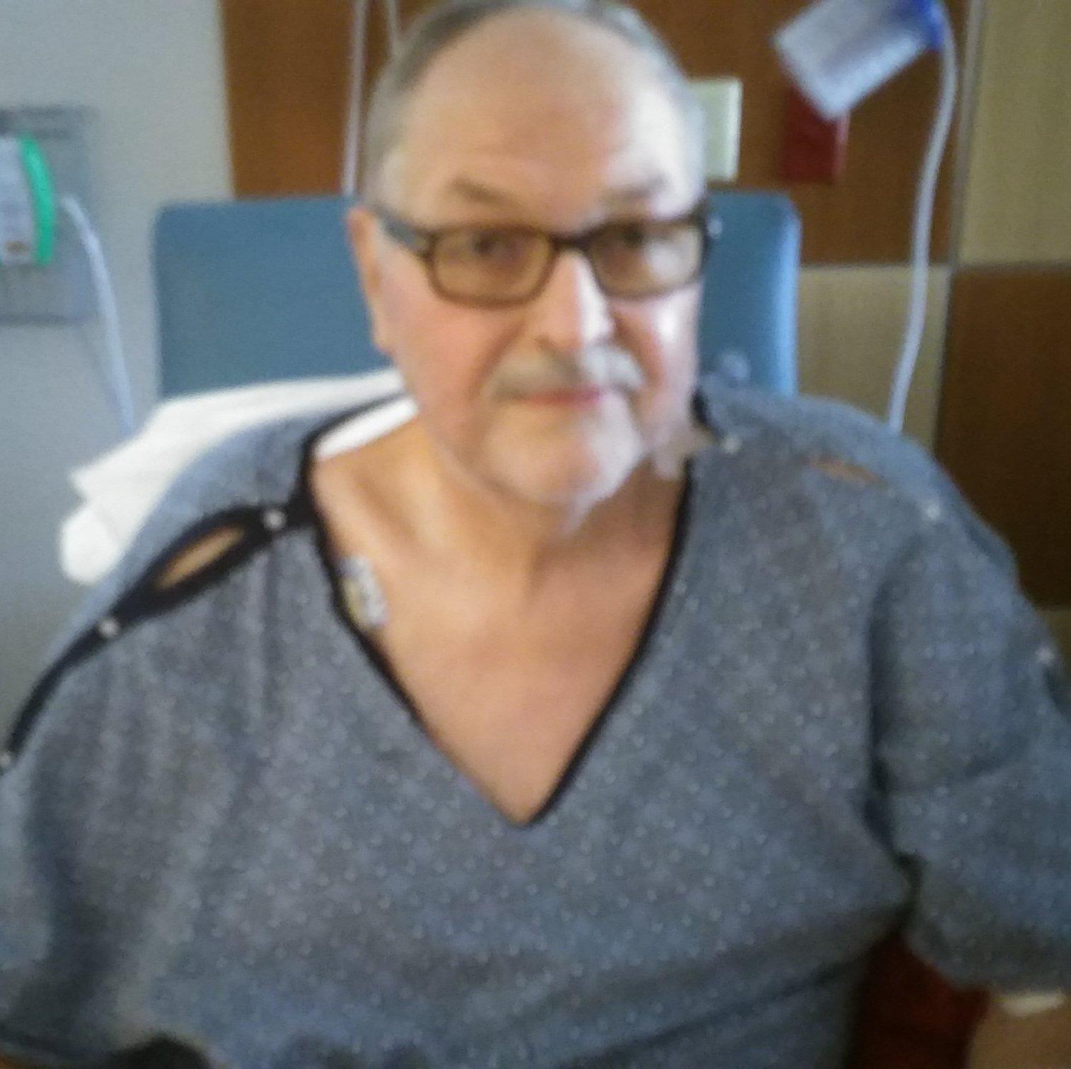 MARK 6 Days after transplant!