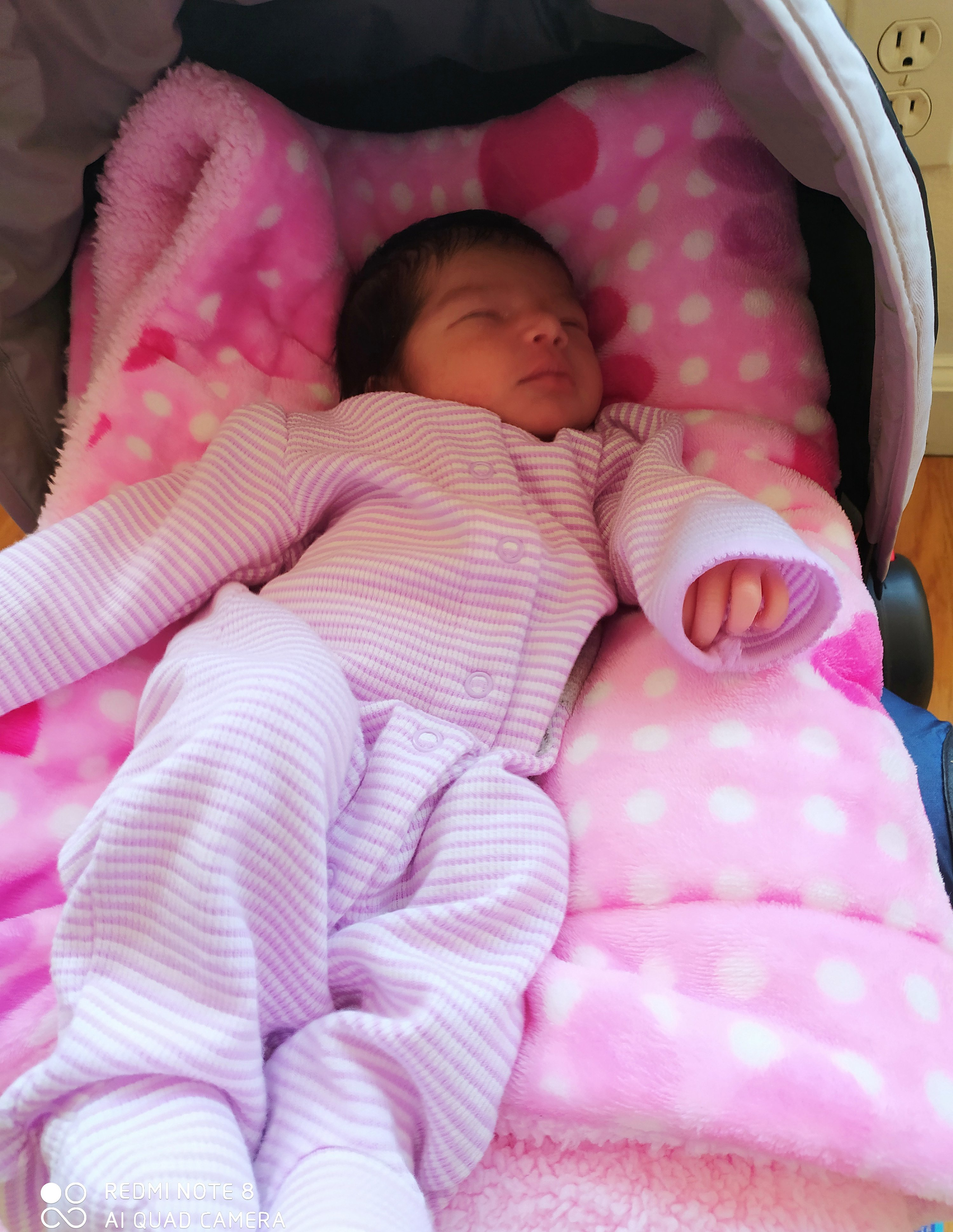 My first Grandaughter, my new Heart