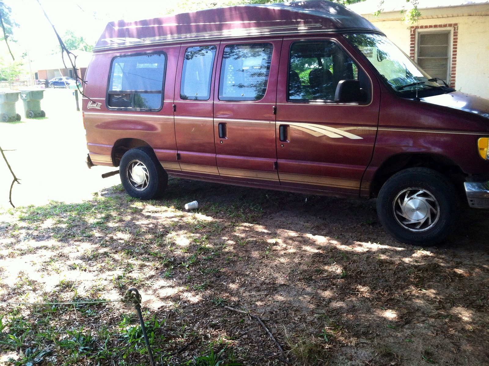 Jerry's Old Van