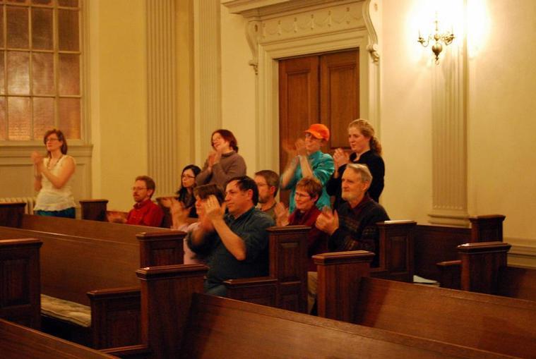 First Unitarian Benefit Concert 01/29/11