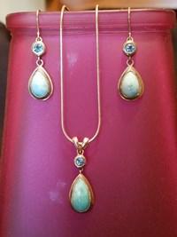 Jewelry Raffle Topaz