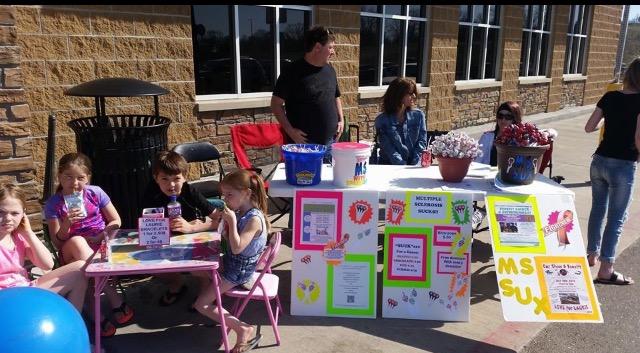 Walmart Fundraiser