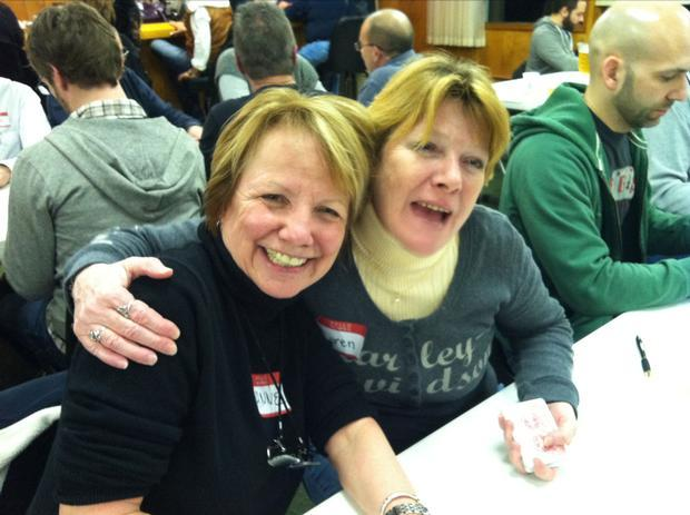 Euchre Tournament 2/18/12