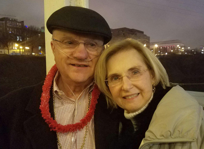 Rick and Brenda Egnor
