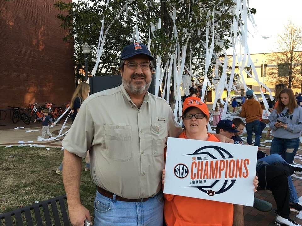 Auburn Fan and Alumni