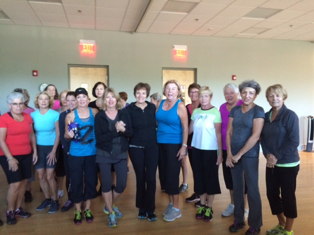 Coastal Zumba Support Kards 4 Kevin