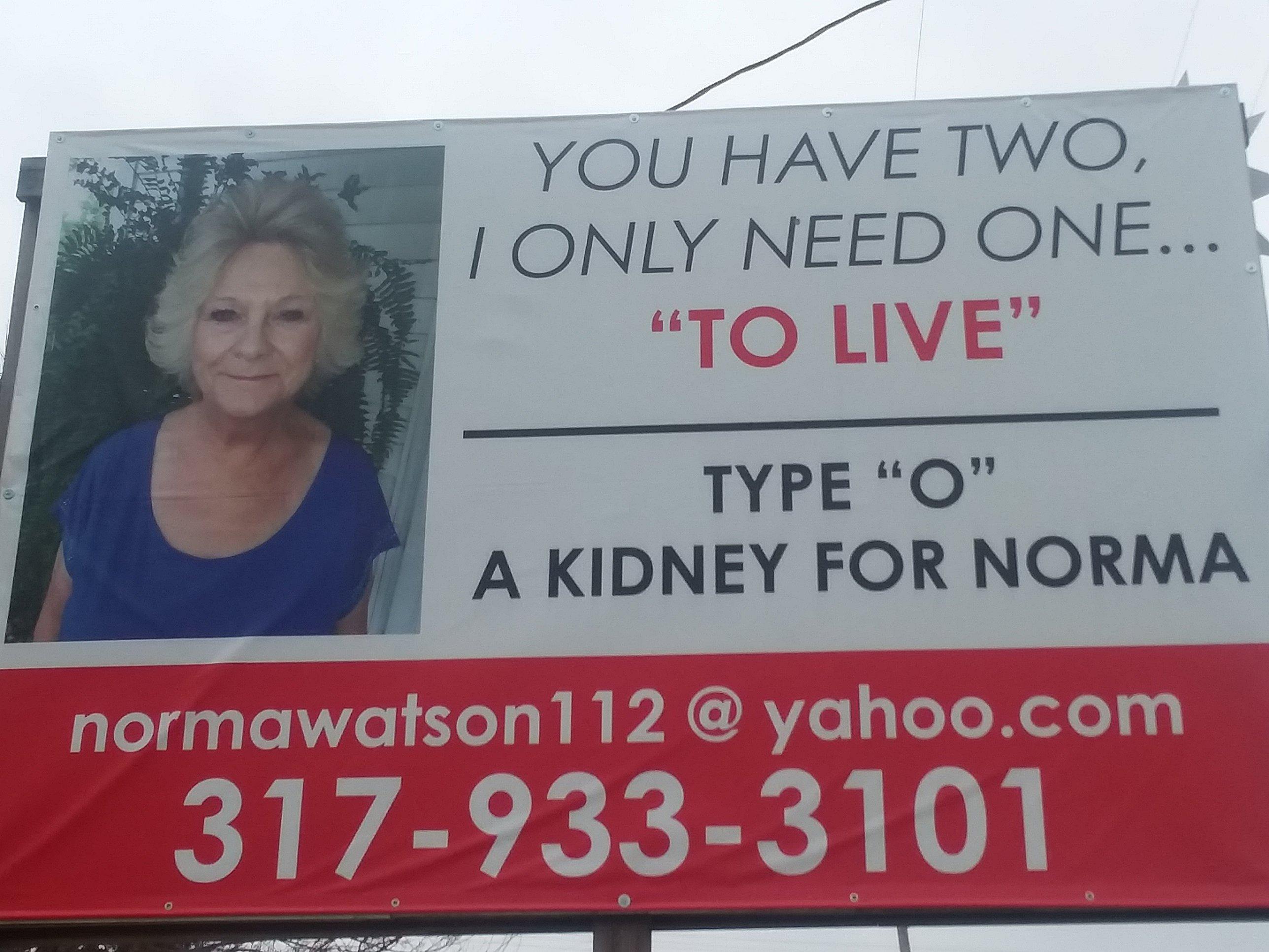 Seeking Donor