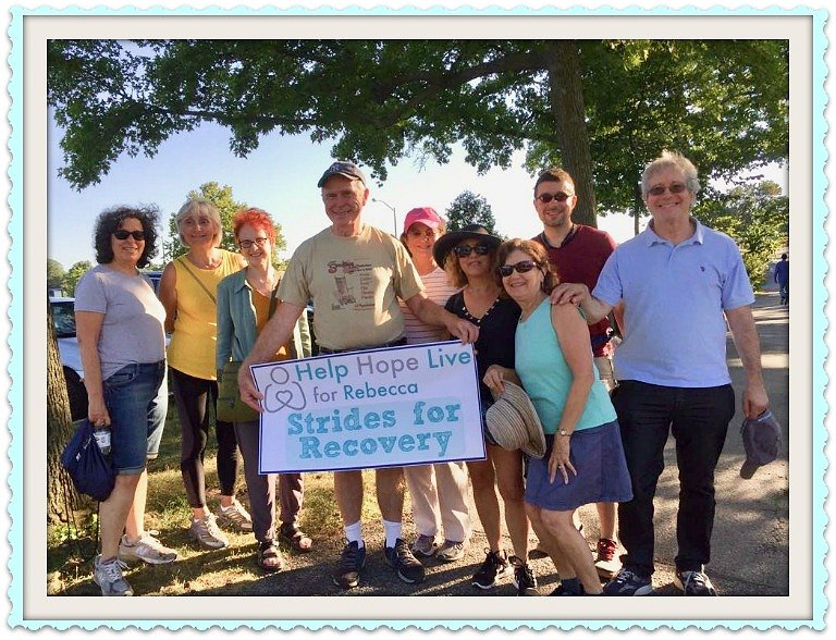 STRIDES for Recovery Walk for Wellness Walk-A-Thon 2018