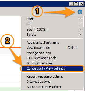How to Turn Off Compatibility Mode in Internet Explorer
