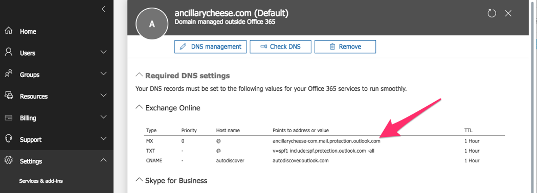 How To Find Your Office 365 Host Name – Knowledge Base