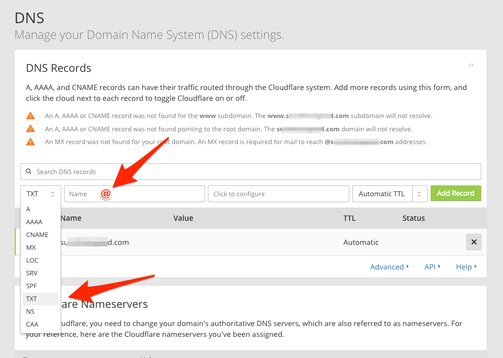 How Can I Add a TXT Record to My DNS Records? – Knowledge Base