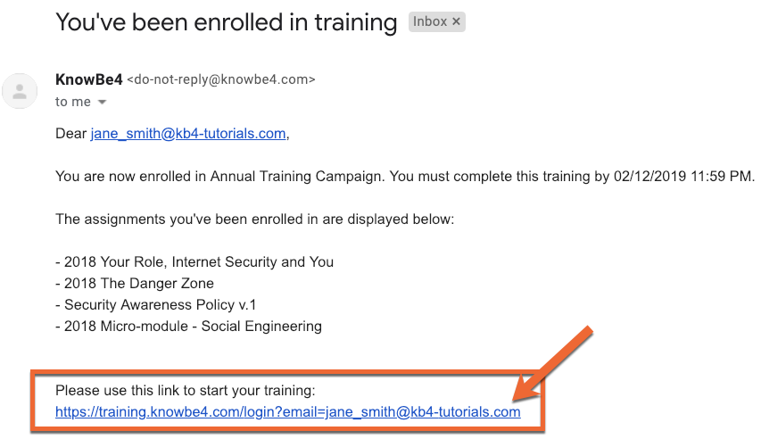 Enrolled in Training? A 4-Step Guide to Getting Started – Knowledge Base