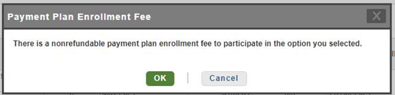 $30 enrollment fee image