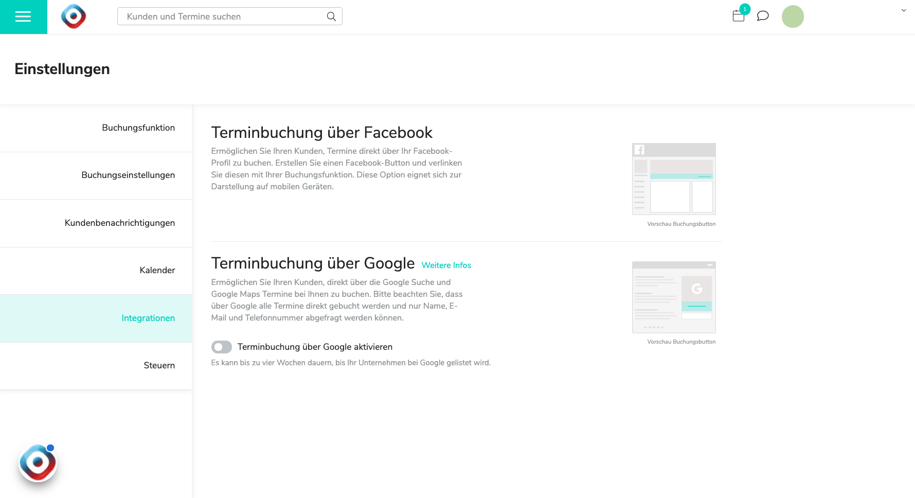 google-integration