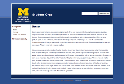 How can my student organization obtain a Google Site? — CAEN ...