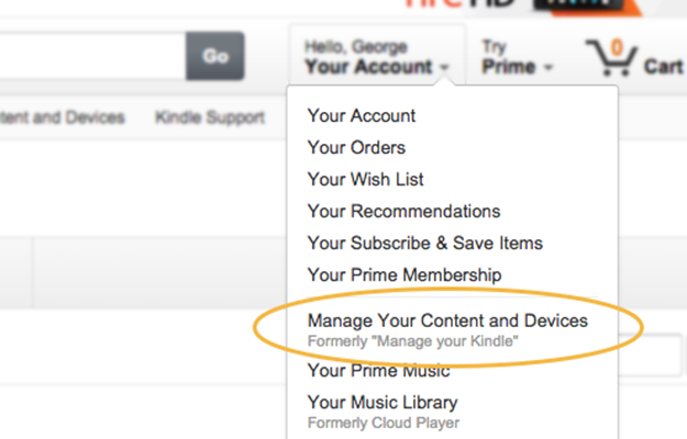 How do I read a document on my Kindle? - Gumroad Help Center