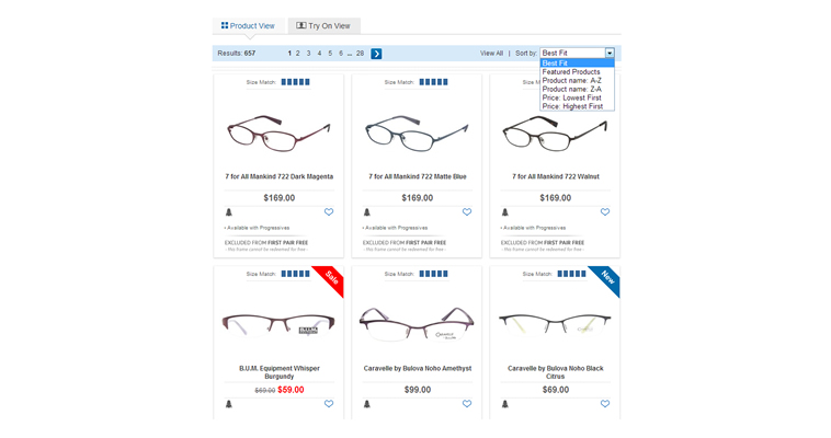 How Eyeglass Frames Should Fit : Coastal How To Find Glasses That Fit