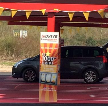 Drive Intermarché Offline