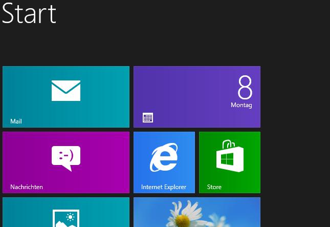 Microsoft Mail-App starten