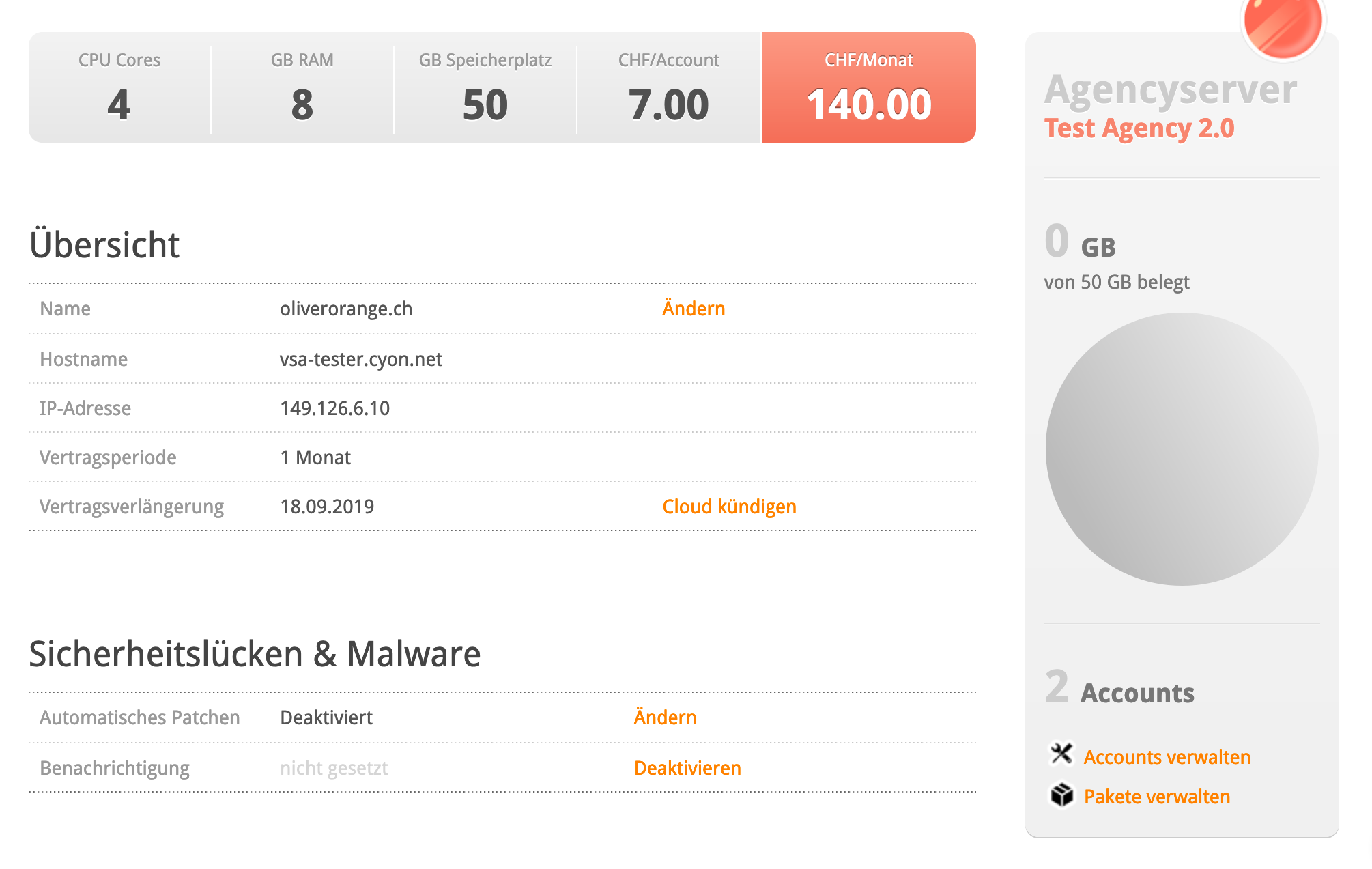 Sicherheitslücken & Malware