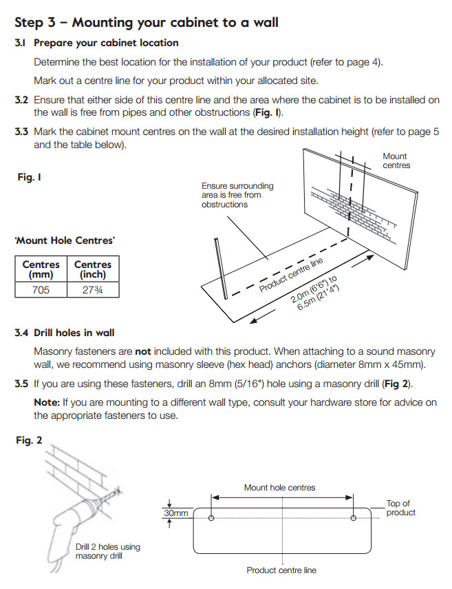 hills retracting 5 clothesline installation guide image 5