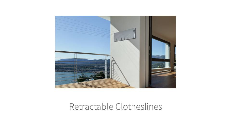 Hills Retractable Clothesline Installation Newcastle NSW