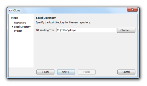 Local Directory