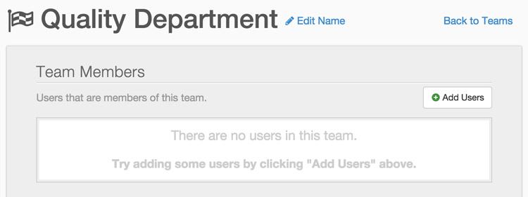 Teams Users