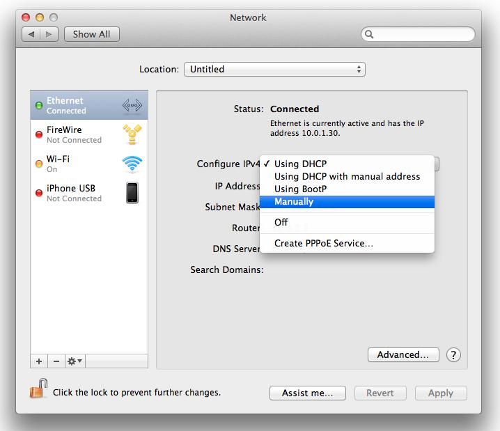 Installing CT on Ubiquiti UniFi - Mac OSX – Cucumber Tony