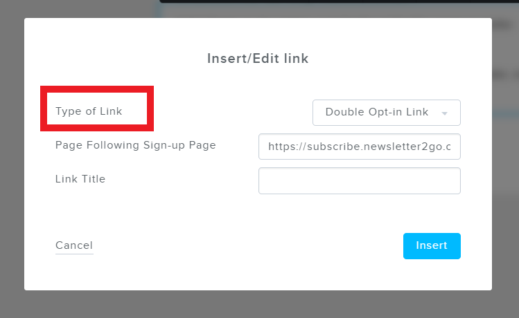 Is It Possible to Customize the Text in the Double Opt-in