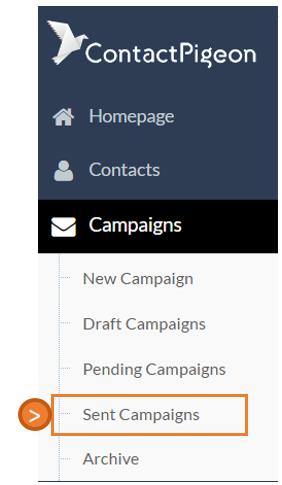 sent campaigns