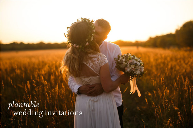 reasons to choose plantable wedding invitations