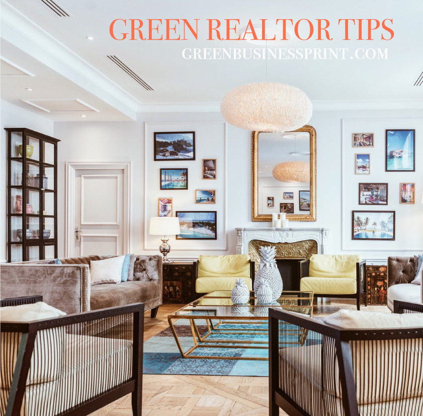 green realtor tips