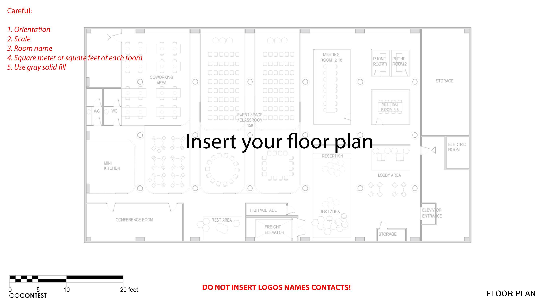 Floor Plan Template Knowledge Base GoPillar