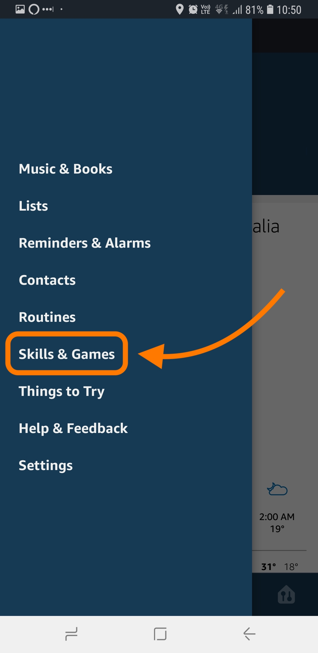 How to use the Neds Alexa Skill | Neds FAQs & Help Articles