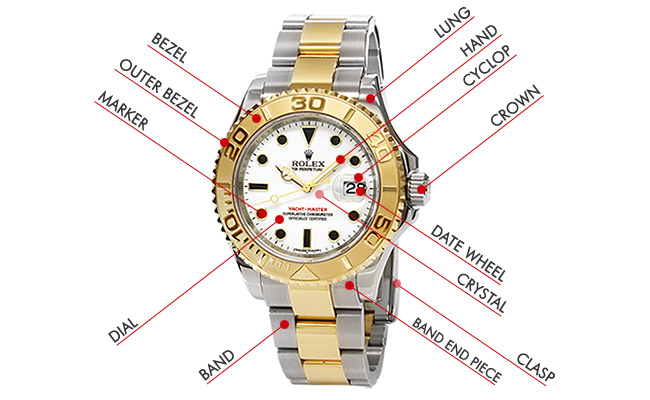 watches terms