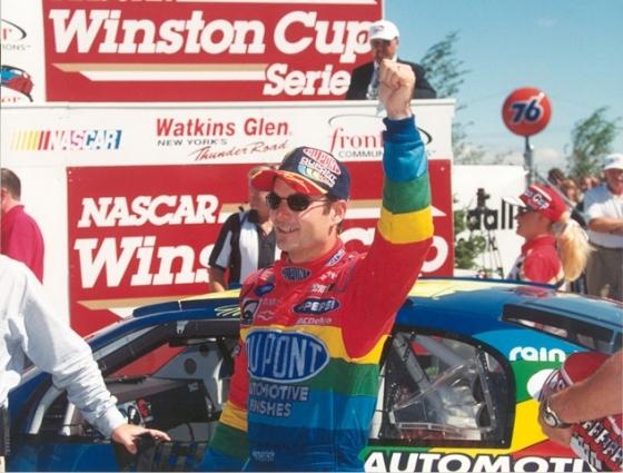 Three memorable moments at watkins glen hendrick motorsports for Watkins motor lines tracking