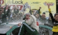 Earnhardt's first Cup victory with Hendrick